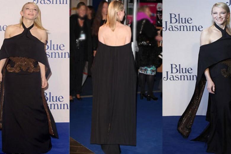 Cate Blanchett Bantu Givenchy Pukau London