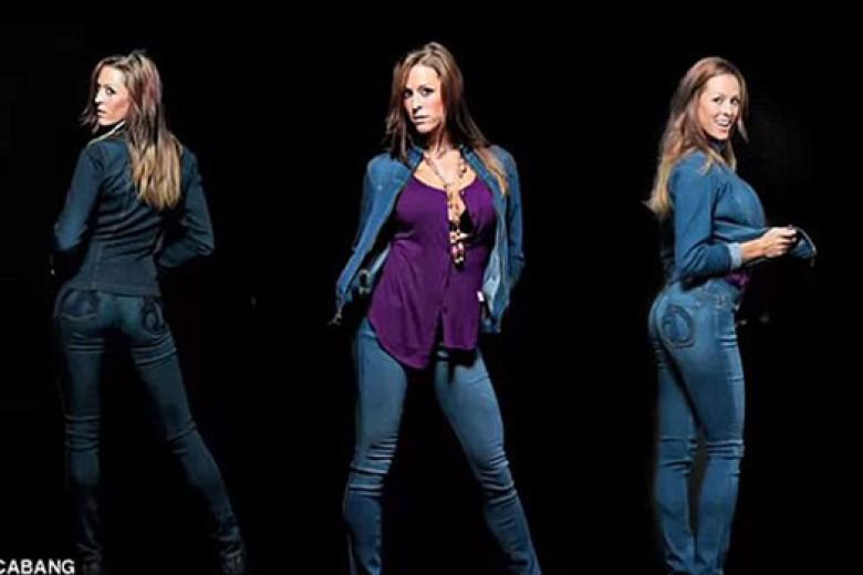 Jeans untuk Perempuan Atletis