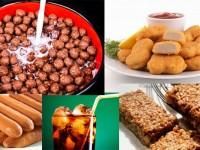 Hindari Tujuh Makanan Olah Ini