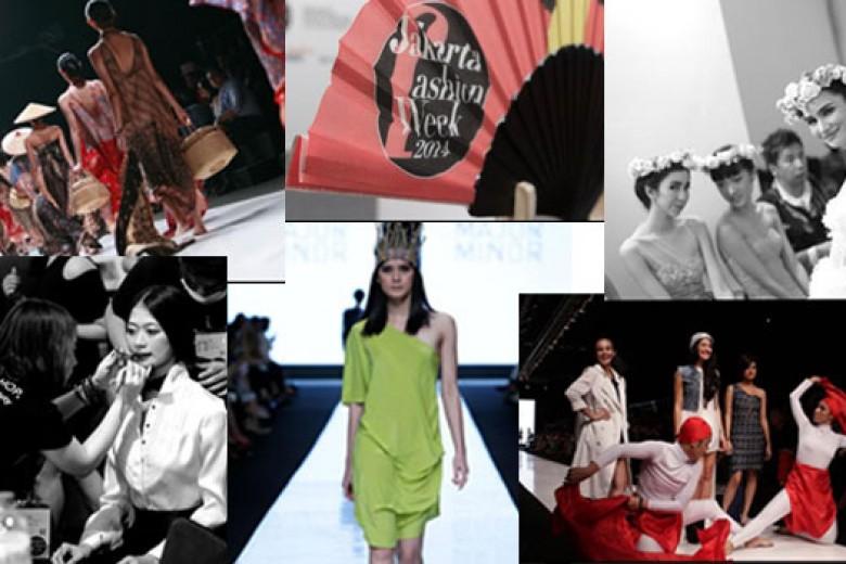 Inilah Jadwal Jakarta Fashion Week 2014