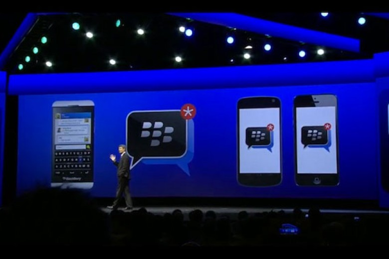 BlackBerry Messenger Ramaikan Android & Apple