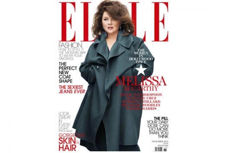 Kontroversi Aktris Bertubuh 'Plus' Jadi Cover