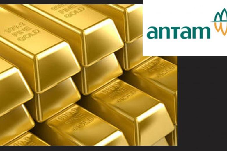 Akhir Pekan, Emas Antam Turun Rp4.000 per Gram