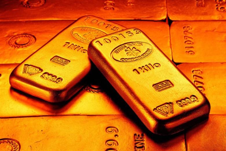 Emas Dunia Turun di Bawah $1.200 per Ounce
