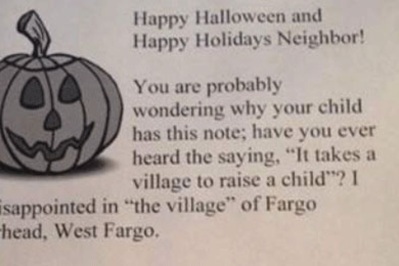 Halloween 'Merusak' Anak-anak Amerika?