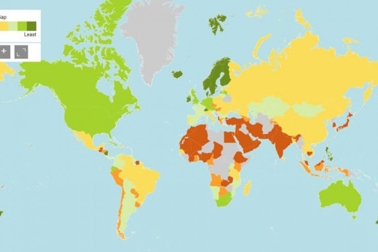 Di Berbagai Negara, Perempuan Masih Tertindas