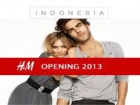 Hari Ini, H&M Buka Gerai Kedua