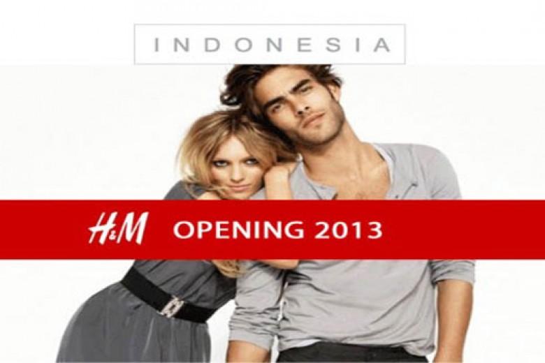 H&M Akhirnya Buka di Jakarta