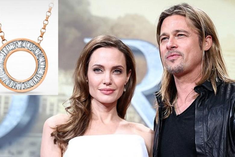 Wow, Brad Pitt Belanja Miliaran untuk Angelina Jolie