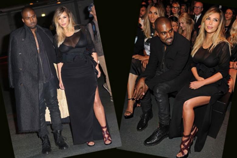Pascamelahirkan, Inilah Tampilan Perdana Kim Kardashian