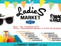 Garage Sale Ladies Market – Surabaya
