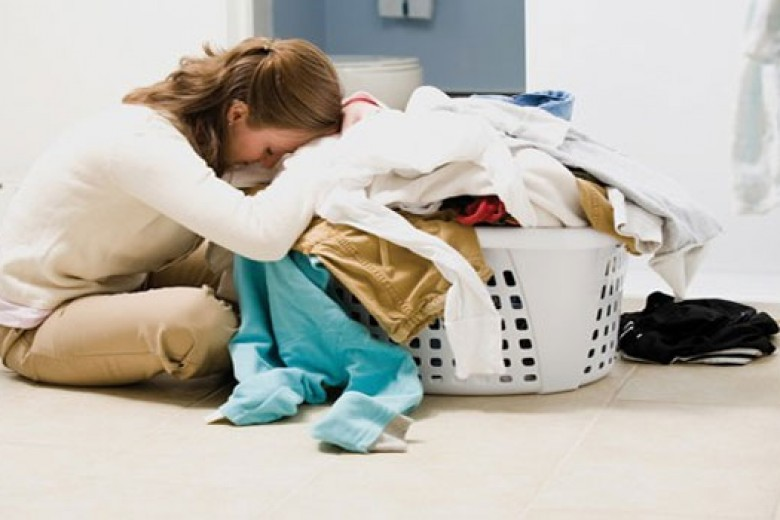 Cara Jitu Menyingkat 'Laundry Time'