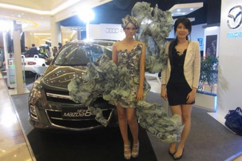 Mazda Dukung Fesyen Tanah Air