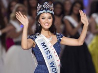 Tiara Miss World 2013 Disabet Filipina