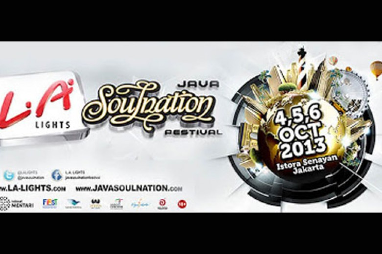 Java Soulnation Festival 2013