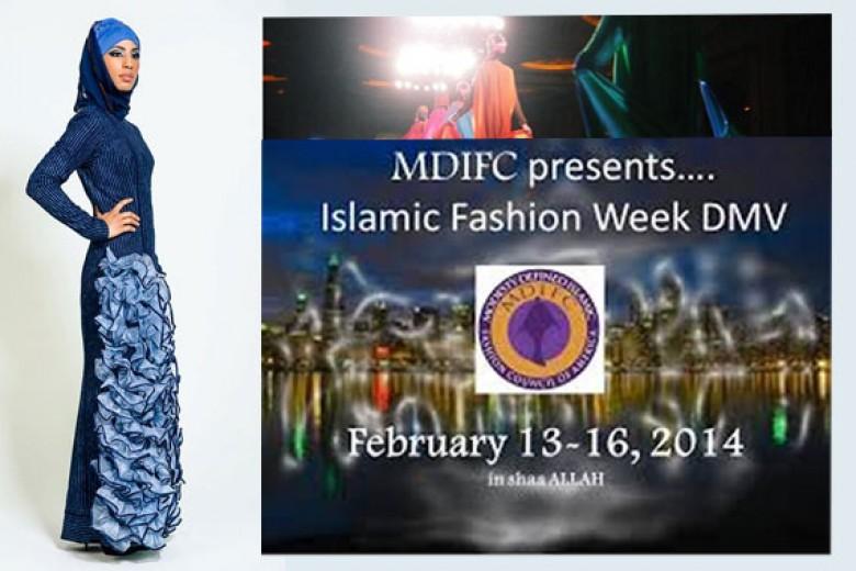 2014, Amerika Gelar Islamic Fashion Week Pertama