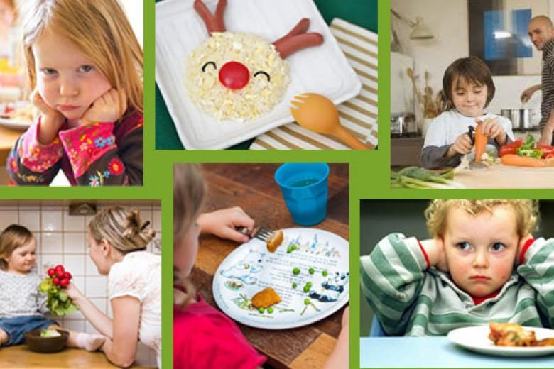 Cara Jitu Atasi Anak Susah Makan
