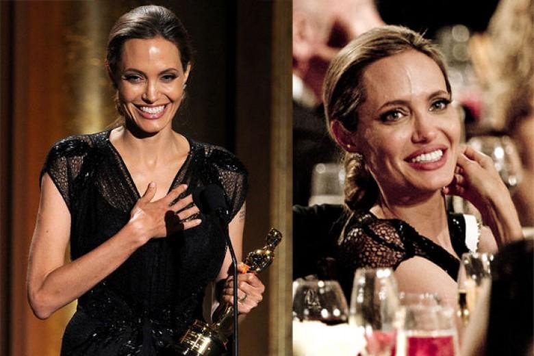 Haru Biru Oscar Angelina Jolie