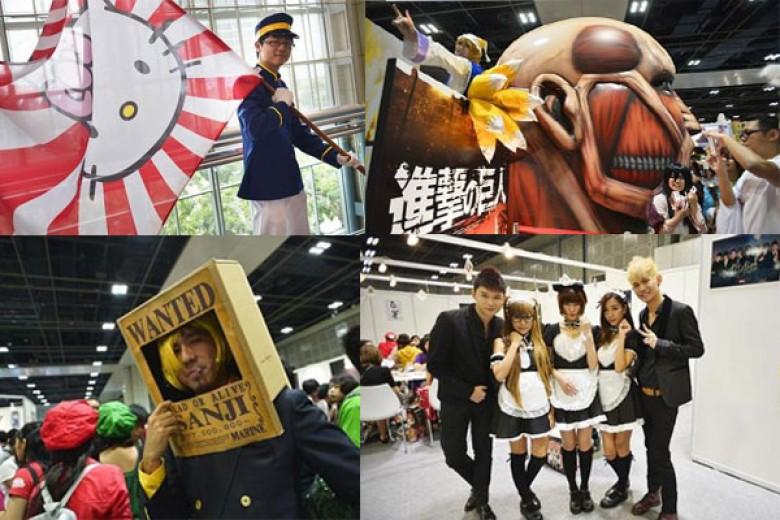 Serunya Festival Anime di Singapura