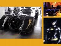 Inilah Batmobile Versi Fans Batman