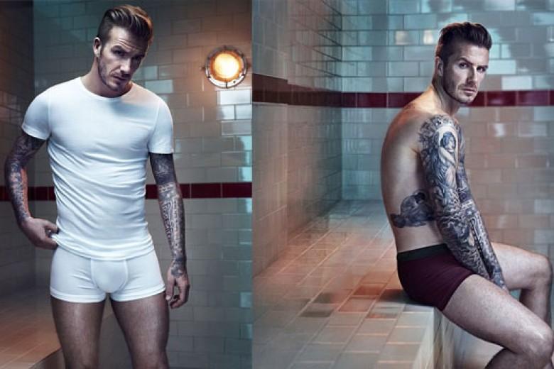 Natal Seksi Bersama David Beckham