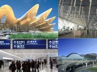 2014, China Bangun Terminal Satelit Terbesar Dunia