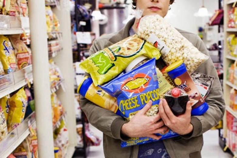 Hindari Belanja Ketika Lapar
