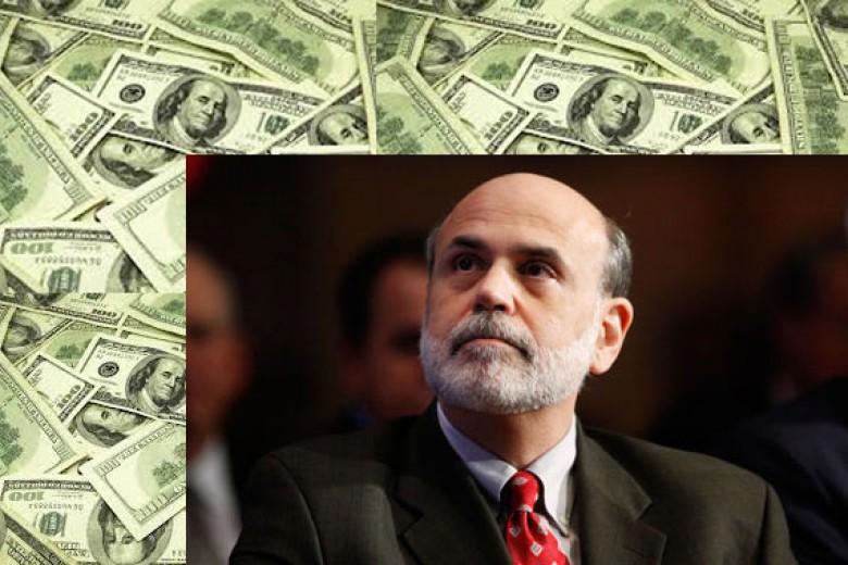 Komentar Bernanke Picu Dolar Melemah