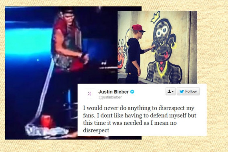 Soal Bendera Argentina, Justin Bieber Minta Maaf