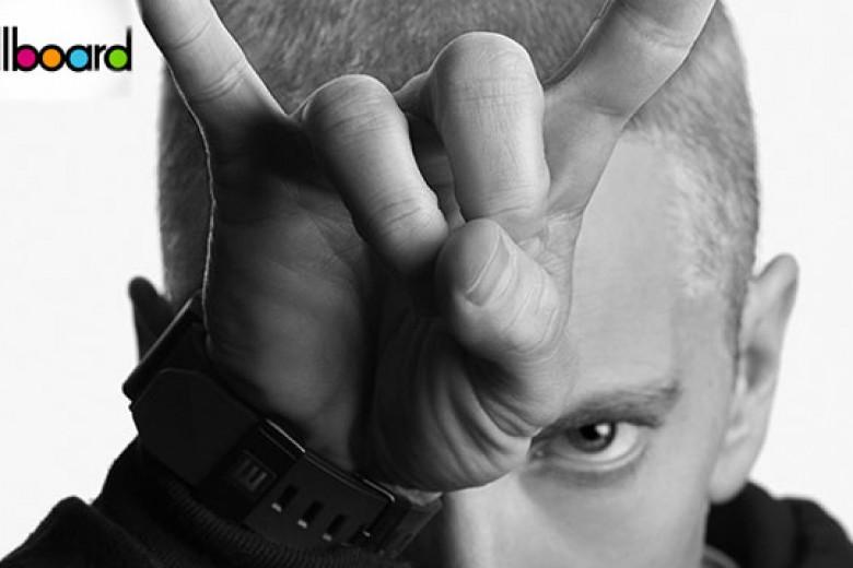 Eminem Geser Lady Gaga di Chart Billboard 200