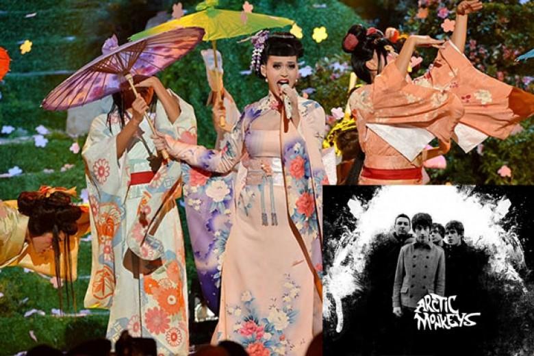 Katy Perry & Arctic Monkeys Siap Goyang Brit Awards