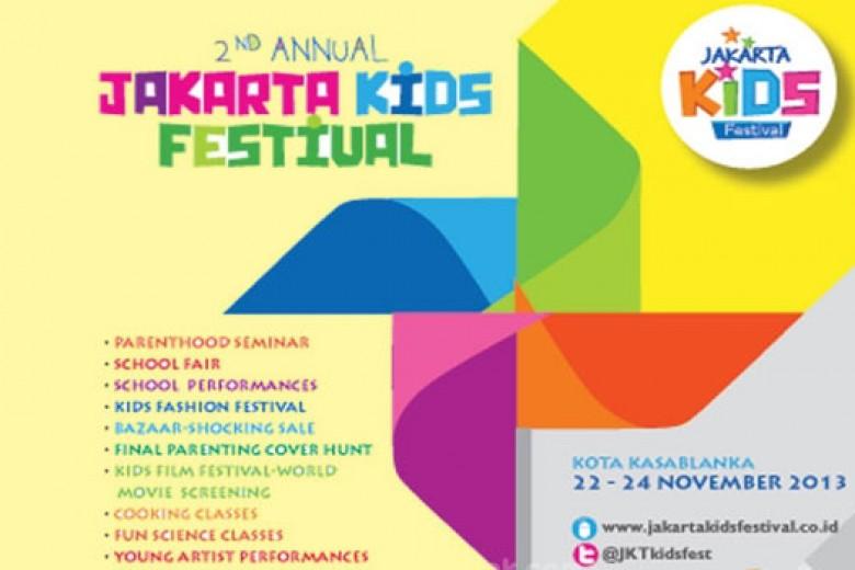2nd Annual Jakarta Kids Festival 2013