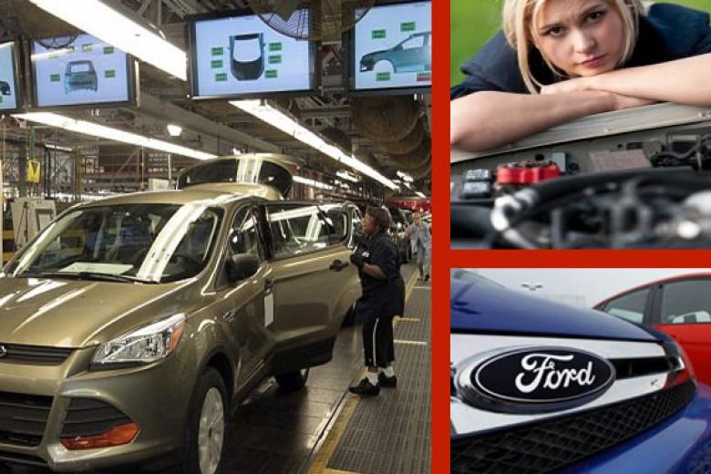 Ford Recall 161 Ribu SUV Ford Escape 2013