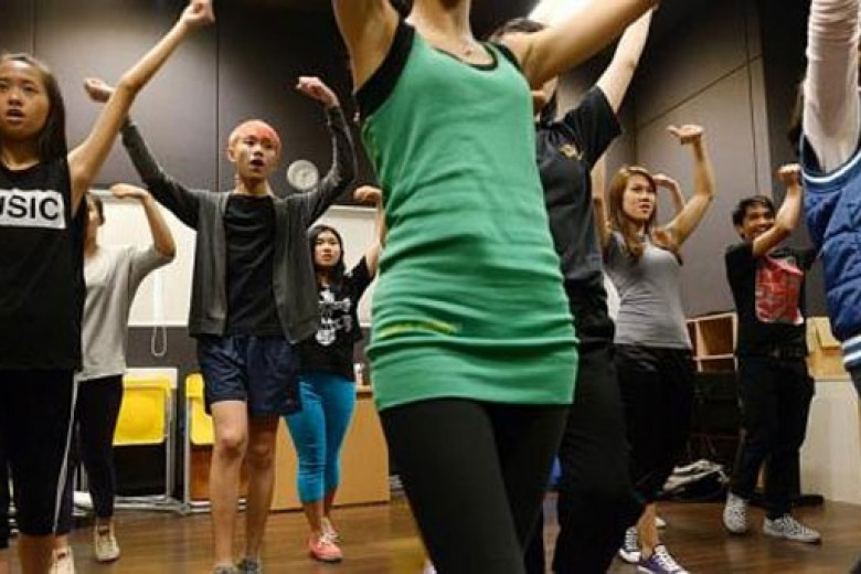 Wah, Singapura Juga Punya Glee