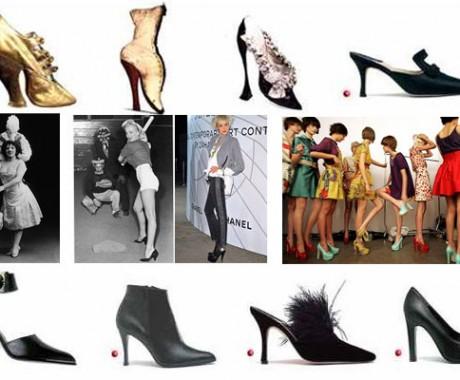 High Heels Bukan Temuan Modern