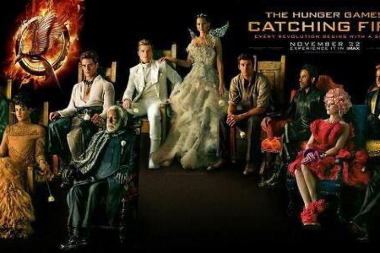 Sekuel 'Hunger Games' Puncaki Box Office