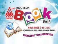 Indonesia Book Fair Ke-33