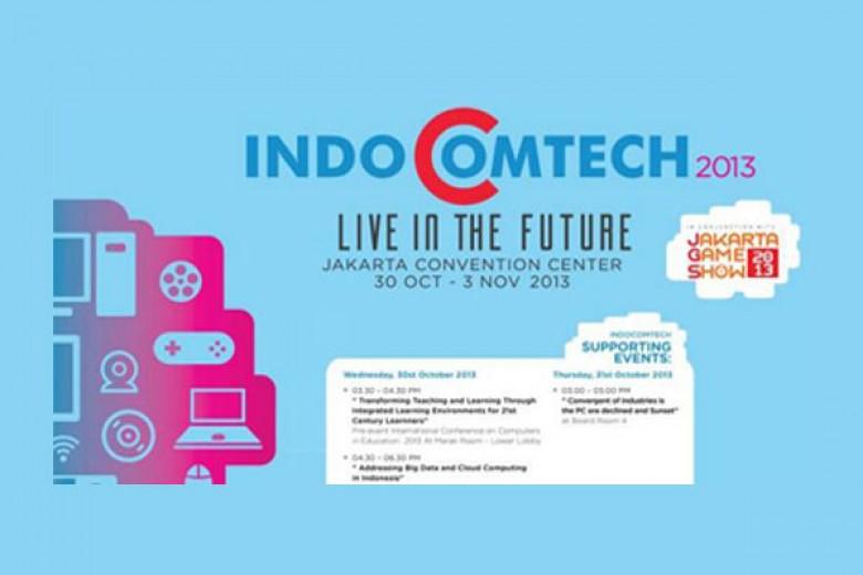 Sambut Inovasi Baru di Indocomtech 2013