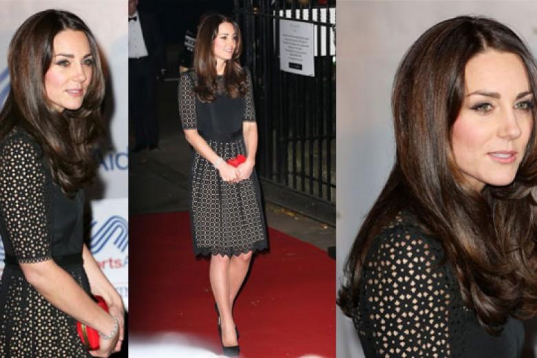 Intip Penampilan Baru Istri Pangeran William