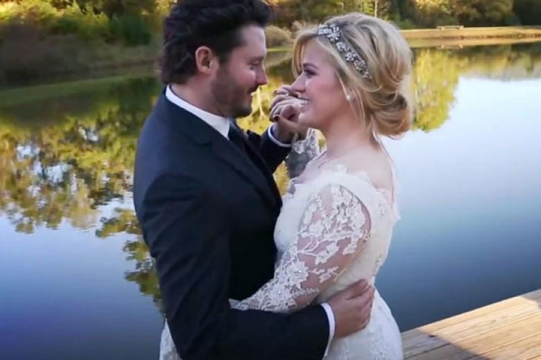 Hamil, Kelly Clarkson Luar Biasa Gembira