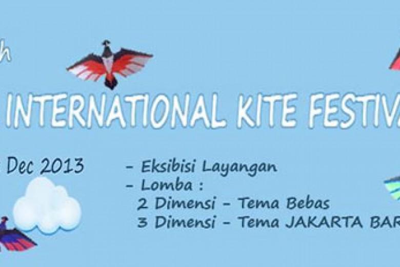 Jakarta Kite Festival 2013