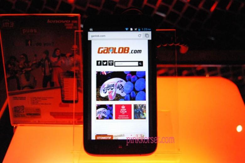 Lenovo Boyong Smartphone Murah ke RI