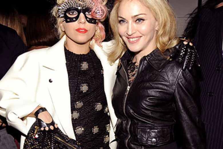 Madonna Masih Si 'Material Girl'