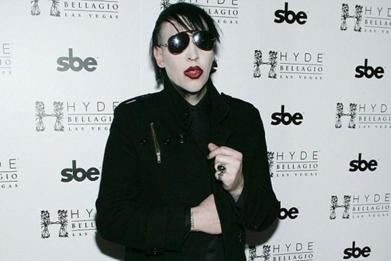 Ingin Tahu Marilyn Manson Tanpa Make-Up?