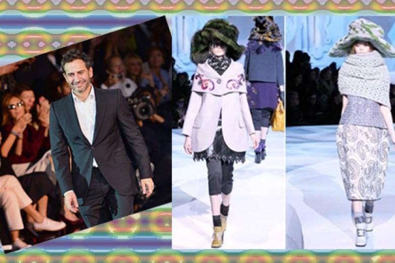 Marc Jacobs Percaya pada Desainer Perempuan