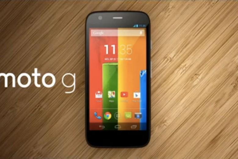 Motorola Rilis Smartphone Termurah!