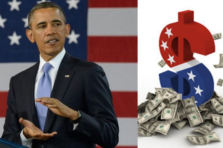 2014, Kegagalan Fiskal AS Bayangi Investor