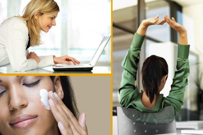Masalah Kulit Perempuan Kantoran