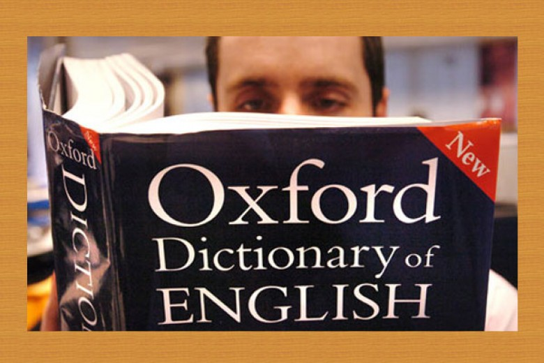 'Word of the Year' Versi Oxford 2013