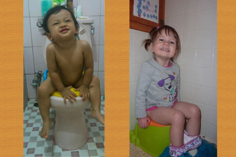 Yuk! Kenalkan Toilet Duduk Pada si Kecil